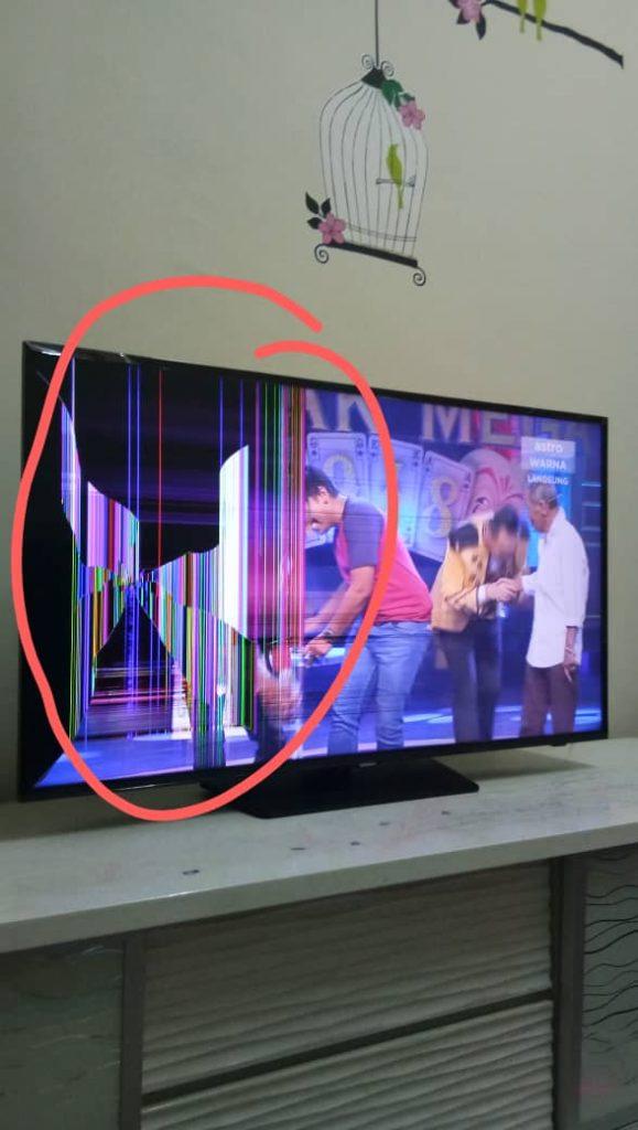 Membaiki semua TV jenis LCD , LED dan Plasma – TV boleh